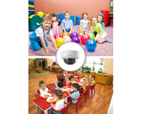 Видеонаблюдение в детской комнате своими руками