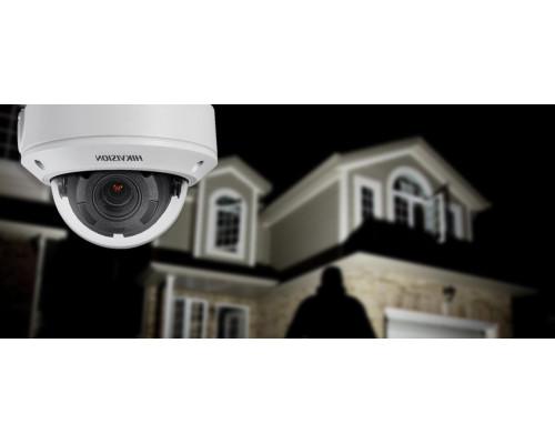 Как выбрать камеру видеонаблюдения для ночной съемки?