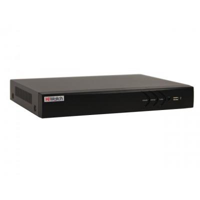 HD-TVI видеорегистратор DS-H304QA(B)