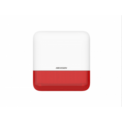 Охранно-пожарная сигнализация DS-PS1-E-WE (Red Indicator)