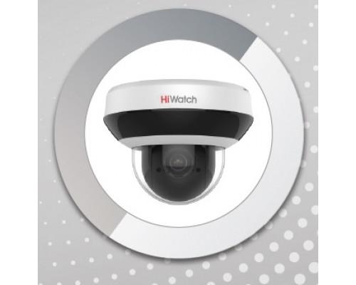 Обновленная IP-камера HiWatch DS-I205M с EXIR подсветкой и микрофоном