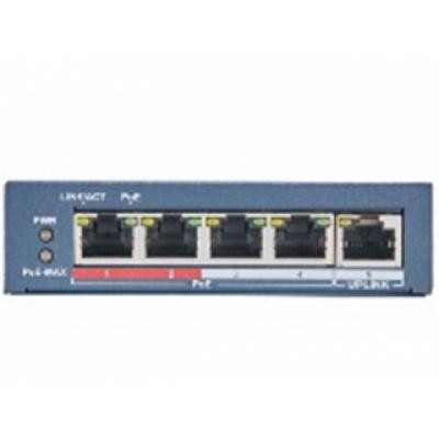 Сетевое оборудование DS-S504P(B)